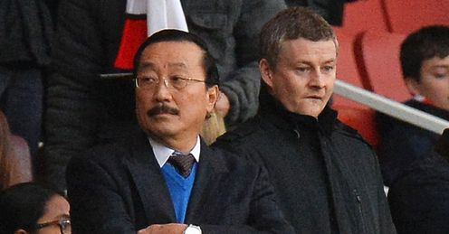 Ole Gunnar Solksjaer: Leaves the club with the Bluebirds 17th in the Championship