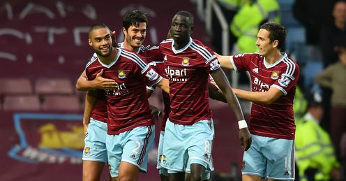 Winston Reid: Broke the deadlock inside two minutes