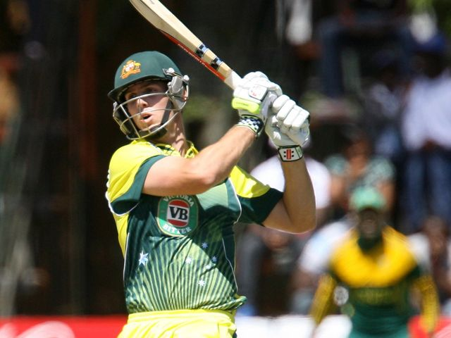 Mitchell Marsh helped Australia claim victory