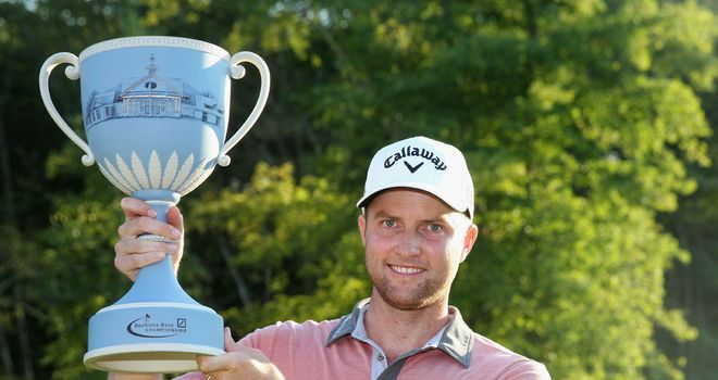 Chris Kirk heads the FedEx Cup standings after victory in Boston