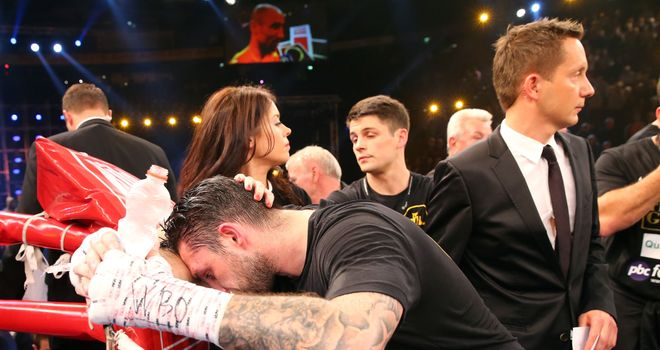 Paul Smith: No Abraham rematch for dejected British fighter