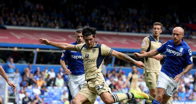 Alex Mowatt: Scored the equaliser for Leeds