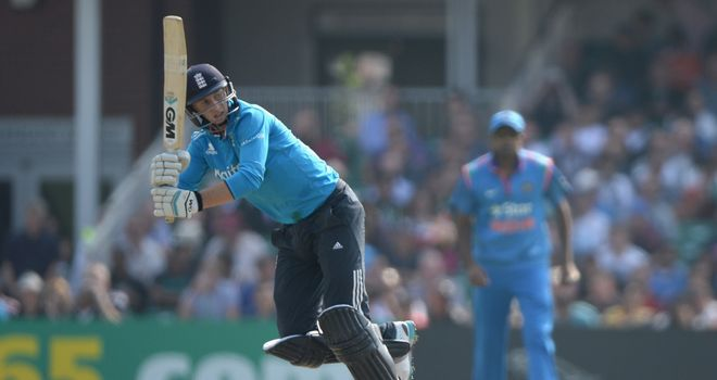 Joe Root: Yorkshire star made 113 from 108 balls on his home ground