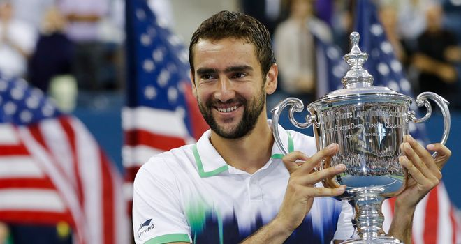 Marin Cilic: Will hope to rediscover the form which helped him win the US Open