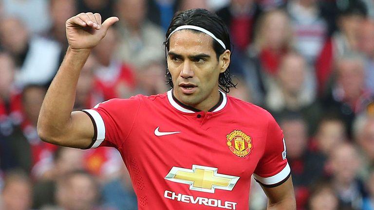 Manchester United lance un ultimatum à Radamel Falcao