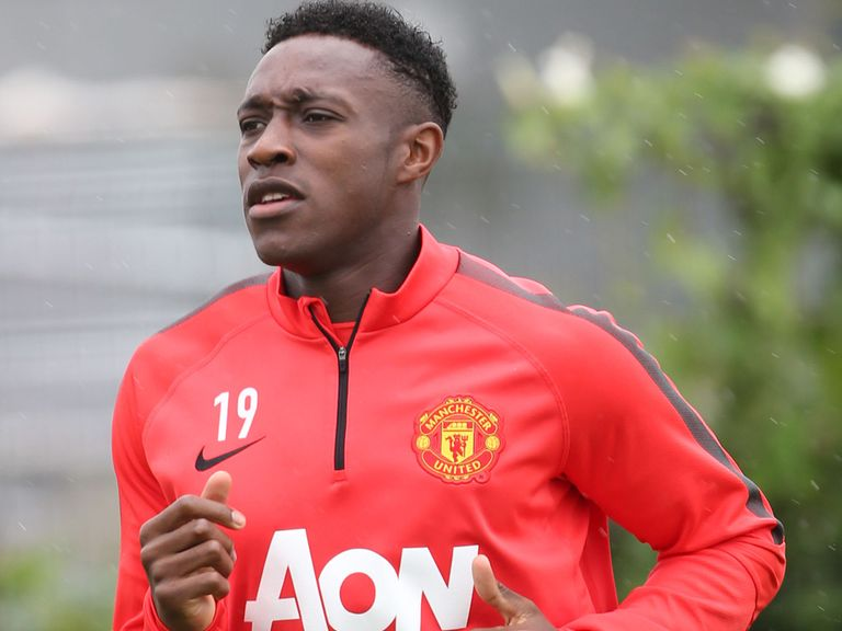 Danny Welbeck: Was allowed to join rivals Arsenal