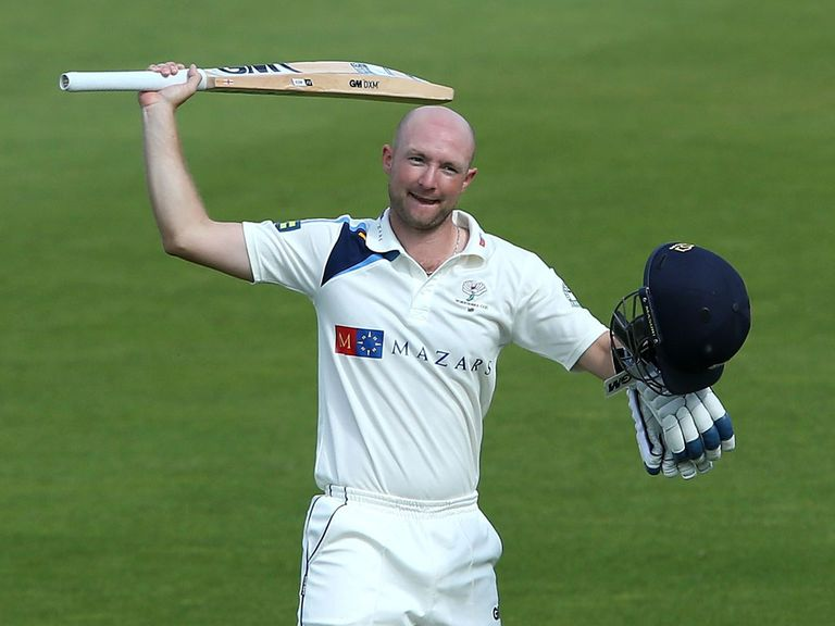 Adam Lyth managed 251 runs for Yorkshire