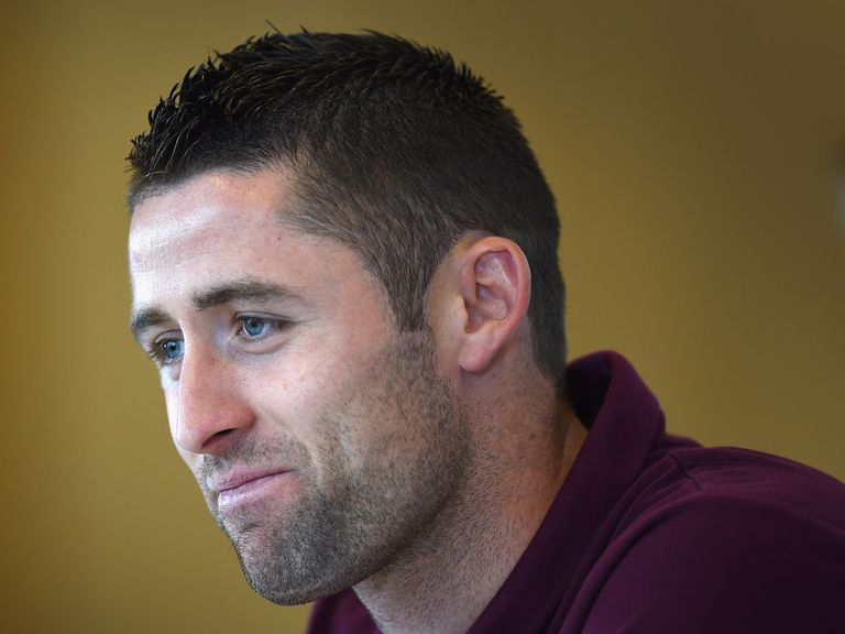 Gary Cahill: Has his fingers crossed for Sturridge
