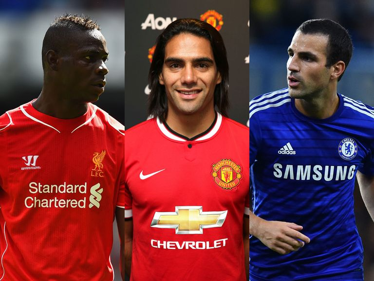 Liverpool, Manchester United and Chelsea saw plenty of new faces this summer