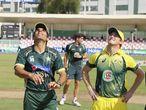 1st ODI: Pak v Aus