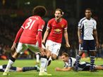 West Brom 2 Manchester United 2