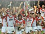 St Helens 14 Wigan 6