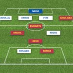 Real and Barca XI: Guillem Balague picks his side
