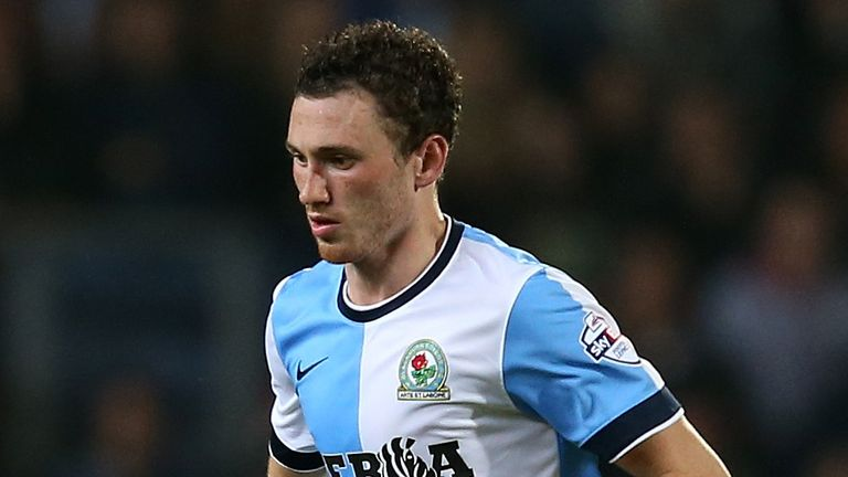 Corry Evans: Should return for Blackburn
