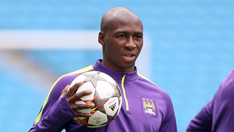 Eliaquim Mangala joined Manchester City from Porto in 2015