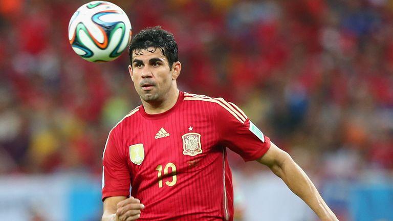 European Qualifiers: Chelsea Striker Diego Costa Ready To