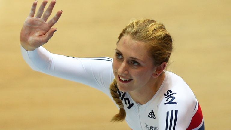 Laura Trott could have her hands full juggling the women's team pursuit and omnium