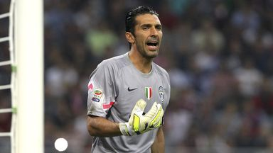 Gianluigi Buffon: Committed to fresh terms at Juventus