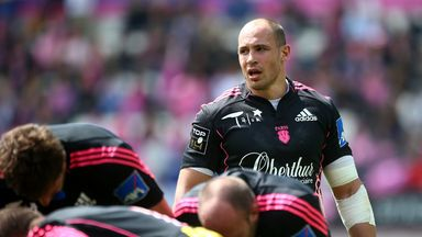 Parisse: back for Stade