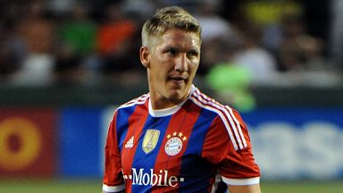 Bastian Schweinsteiger: Returned to full training