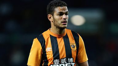 Hatem Ben Arfa: The on-loan Newcastle midfielder has struggled to make an impact for Hull.