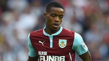 Nathaniel Chalobah, pictured during his loan spell at Burnley