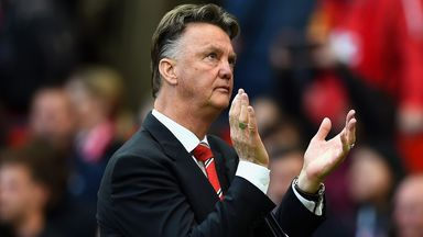 Louis van Gaal: Critics of no interest to United manager