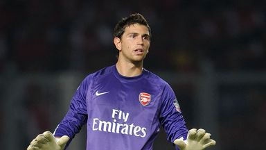 Emiliano Martinez: Set for Arsenal start