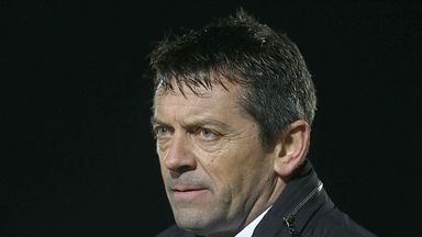 Phil Brown: Fumes at disallowed goal