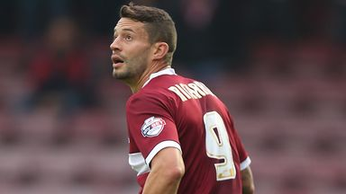 Marc Richards: Facing a late fitness test