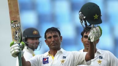 Younis Khan: centuries against all nine Test nations