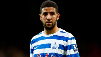 Adel Taarabt: Responds to Redknapp