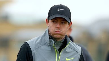Rory McIlroy has withdrawn from the BMW Masters and World Gold Championships-HSBC Champions tournament