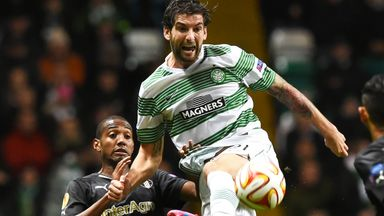Charlie Mulgrew: Hopeful of swift return to Celtic line-up