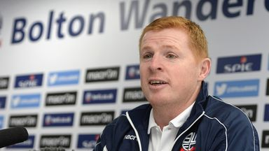 Neil Lennon: Unhappy with decision to sent him to the stands at St Andrew's