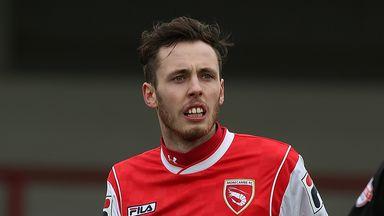 Jamie Devitt: Sent off against Wycombe on Saturday