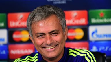 Jose Mourinho: Speaks to the media on Tuesday