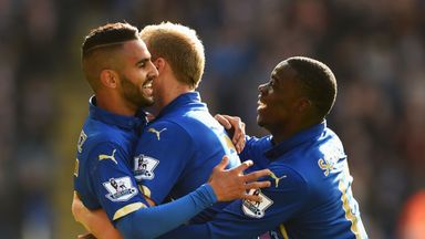 Leicester need to find a spark from somewhere