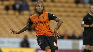 Leon Clarke: Looking to make his mark at Wolves