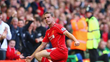 Jordan Henderson signed a new long-term contract at Anfield in midweek