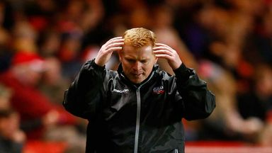 Neil Lennon: Bolton boss calls for cutting edge