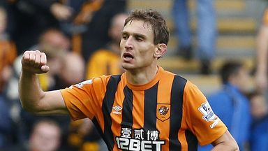 Nikica Jelavic: Scan cleared striker of long-term damage