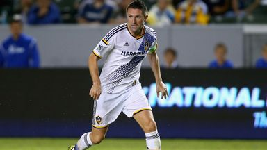 Robbie Keane: LA Galaxy striker wins MLS MVP award