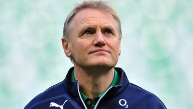 Joe Schmidt: Selection problems ahead of South Africa game