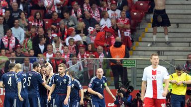 Scotland: Celebrating Naismith's strike