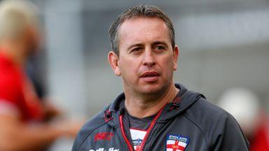 Steve McNamara: The England coach is not taking Saturday's opponents Samoa lightly