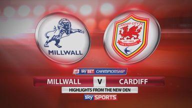 Millwall 1-0 Cardiff
