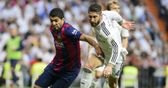 Real Madrid 3-1 Barcelona: Luis Suarez start was 'probably wrong decision'