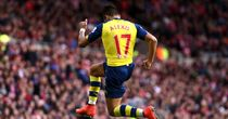 Alexis Sanchez: Gifted two match-winning goals