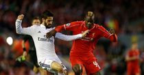 Mario Balotelli: Withdrawn at half-time against Real Madrid